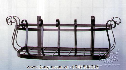 Kệ hoa sắt nghệ thuật DA12-060