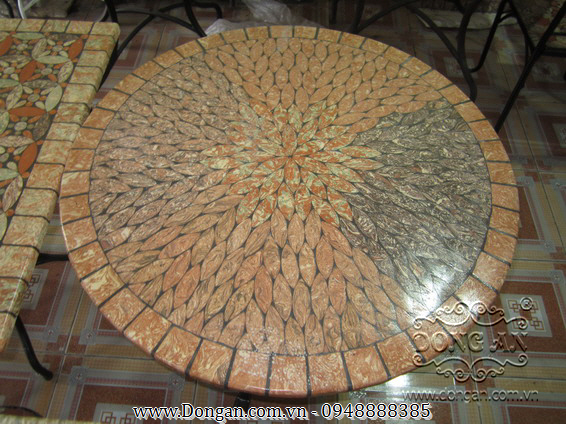 Decorative Mosaic Stone Countertops DA13-MO26