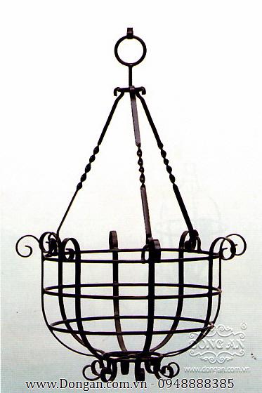 Kệ hoa sắt nghệ thuật DA12-052