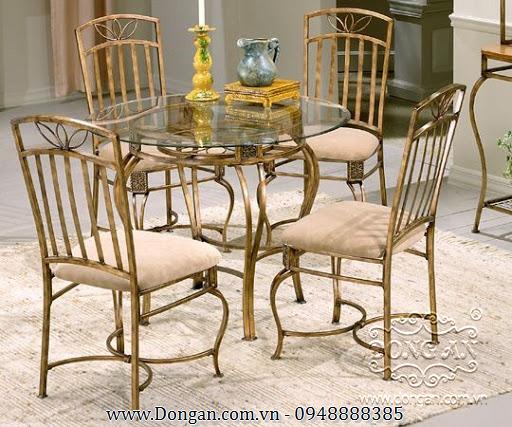 Iron wrought art garden furniture DA13-BG12