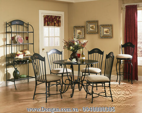 Artistic iron furniture Dong An DA13-BG11