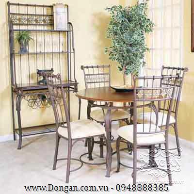 Iron wrought art garden furniture DA13-BG15