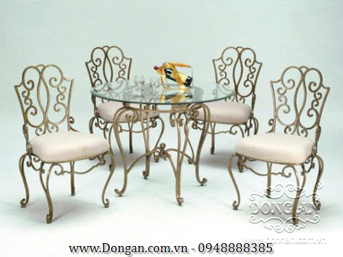 Artistic iron furniture Dong An DA13-BG28