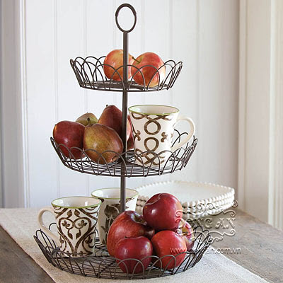 Multi-tiered shelf to table