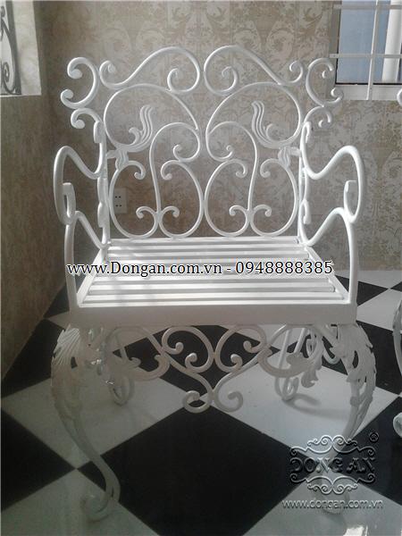 Art iron garden chairs DAG-13