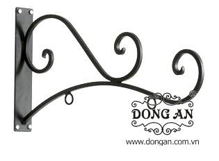 Móc treo hoa đẹp sắt mỹ thuật DA13-GT05