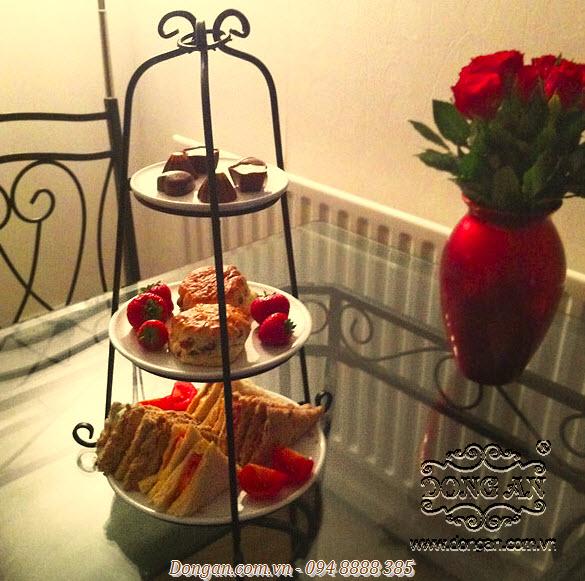 Kệ bánh cupcake ấn tượng DA13-CC04
