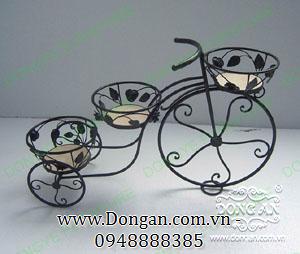Kệ hoa trang trí sắt nghệ thuật DAH-09