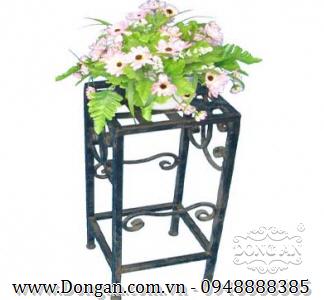 Kệ hoa trang trí sắt nghệ thuật DAH-10