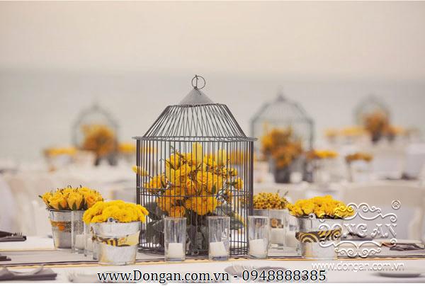 Wrought Iron bird cage beautiful