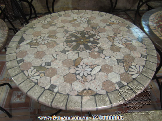 Decorative Mosaic Stone Countertops DA13-MO28
