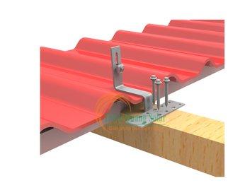 Cách lắp đặt pin năng lượng mặt trời trên mái ngói