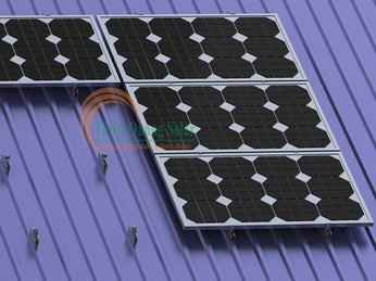 Bảng giá vật tư, phụ kiện lắp đặt tấm pin năng lượng mặt trời