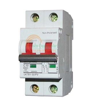 CB DC 500V DC chuyên dụng cho điện năng lượng mặt trời
