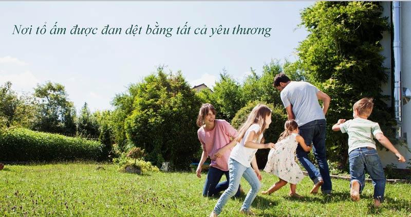 Tiện ích nội khu biệt thự Saigon Garden Riverside Village quận 9
