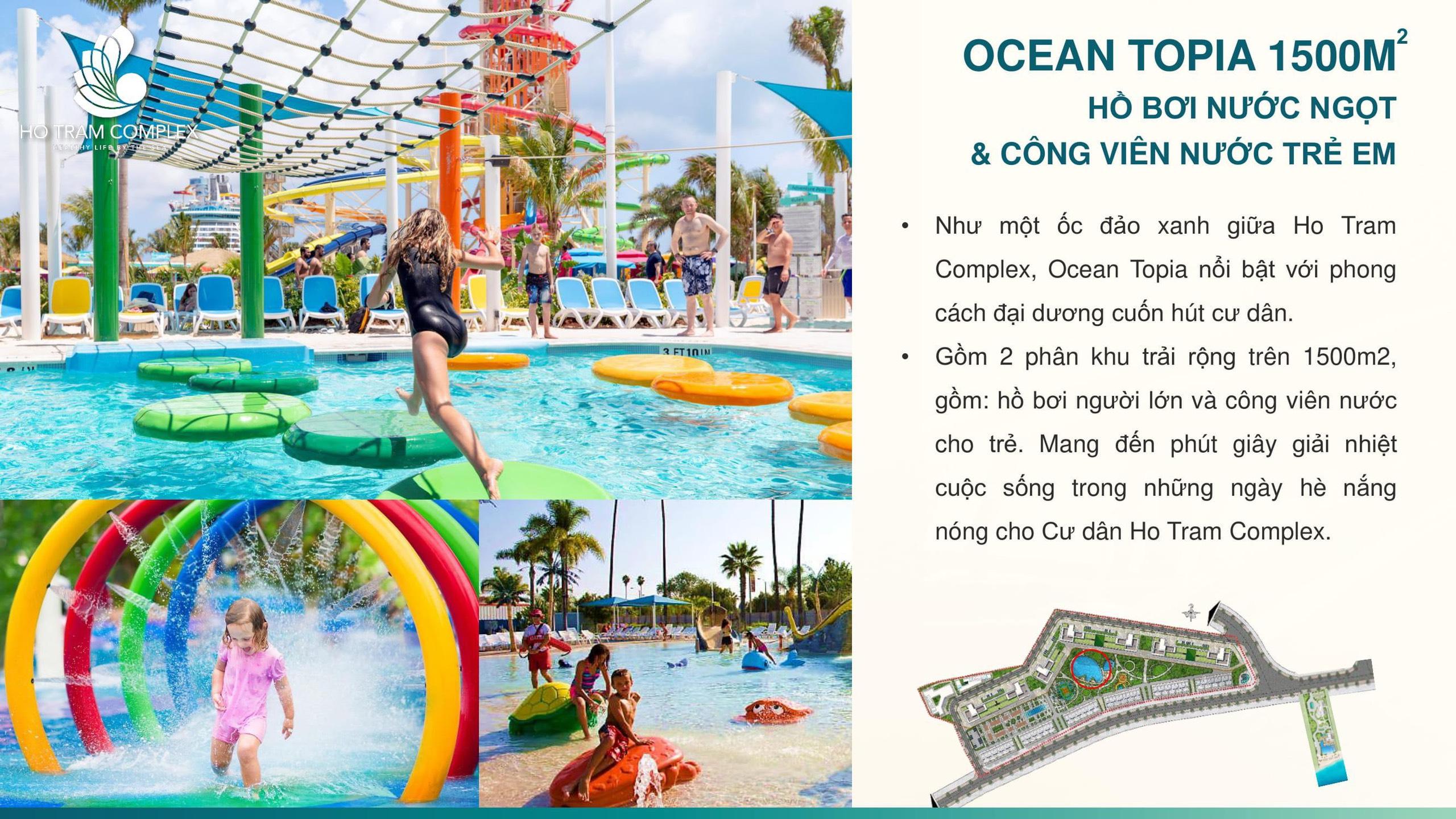 Hồ Tràm Complex -OCEAN TOPIA