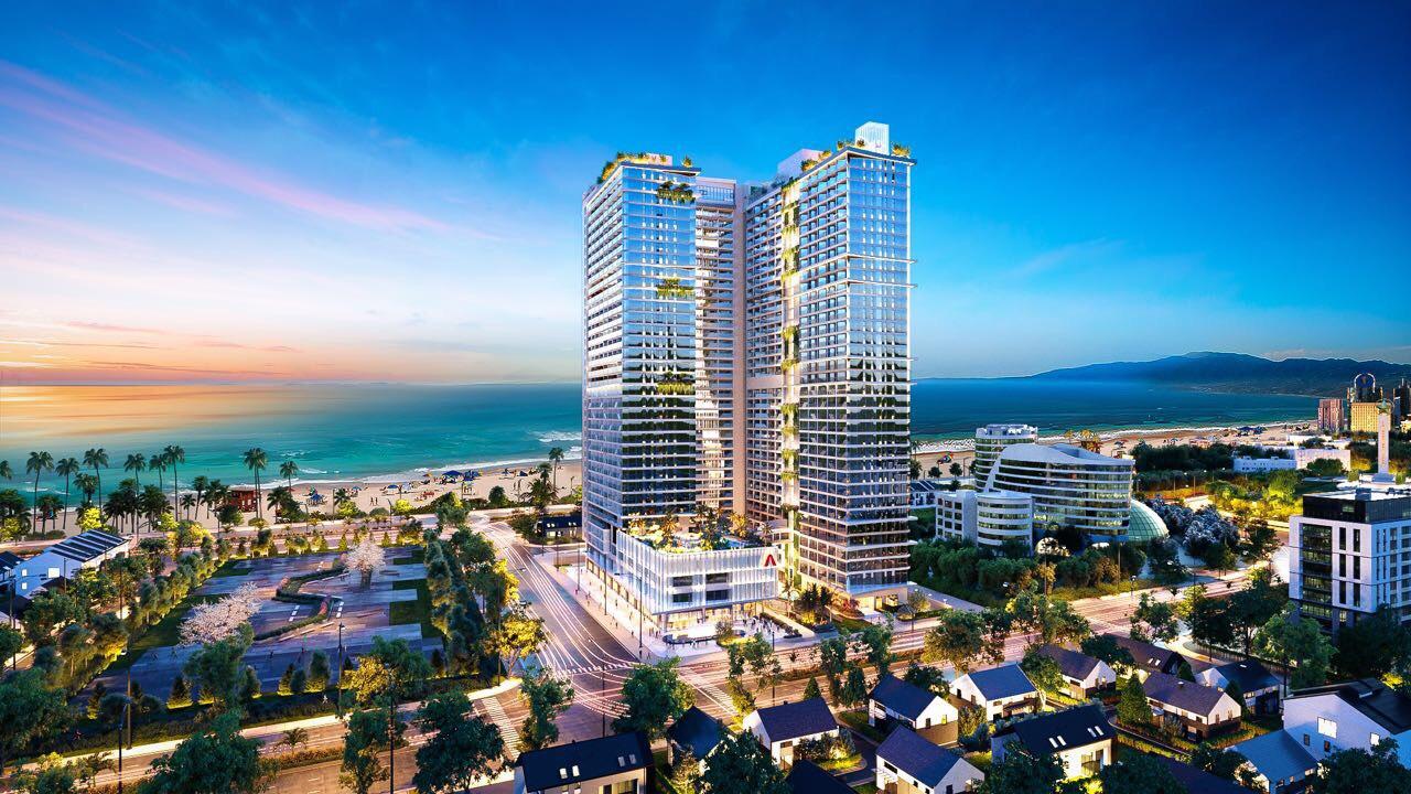 Khu tổ hợp dự án căn hộ Condotel Vũng tàu Pearl