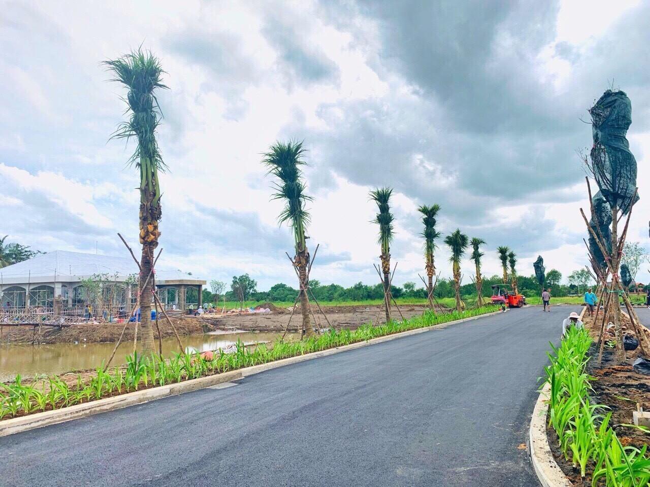 Tiến Độ Dự Án Saigon Garden Riverside Village T8/2019 - Hưng Thịnh Corp