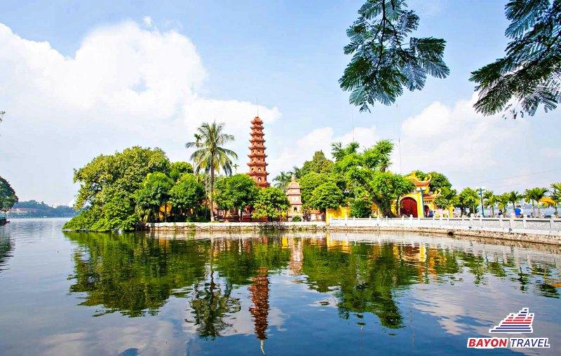 Du lịch Hà Nội - Ninh Bình- Hạ Long - Yên Tử - Sapa - Hà Nội 6N5Đ