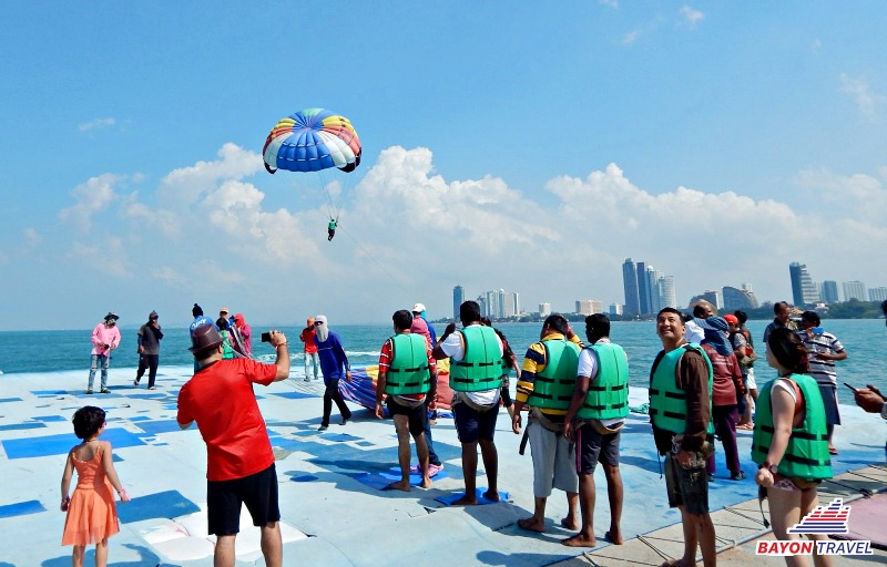Tour du lịch Thái Lan dịp tết Canh Tý 2020: Bangkok - Pattaya 5N4Đ