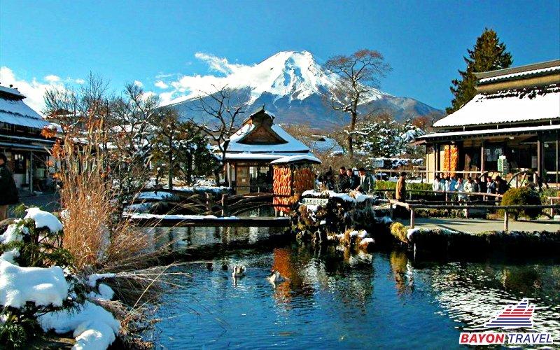 Du lịch Nhật Bản Tết 2020 5N4Đ. Nhiều điểm đến. Dịch vụ chất lượng