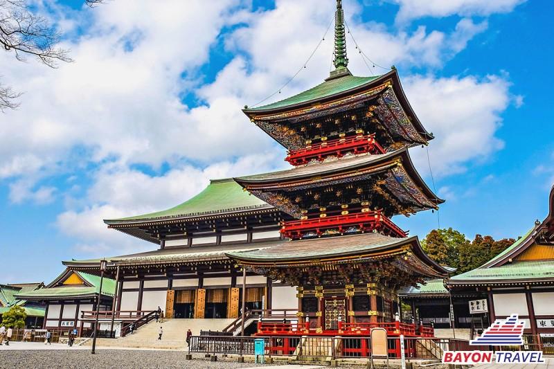 [Tết Tây 2020] 5N4Đ Tour du lịch Nhật Bản
