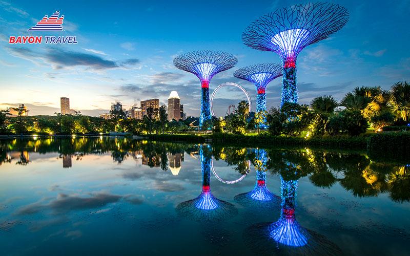 Tour du lịch Singapore Malaysia 5N4Đ. Nhiều điểm đến. Giá tốt nhất
