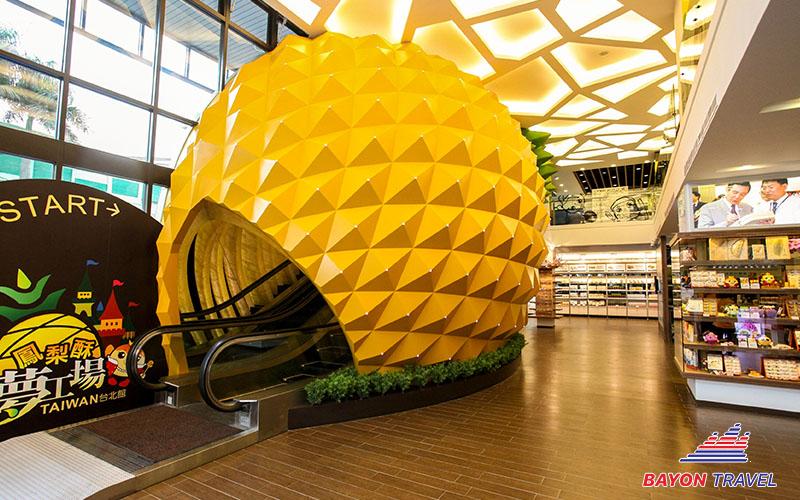 Tour du lịch Đài Loan 5N4Đ trọn gói. Giá tốt nhất. Dịch vụ uy tín