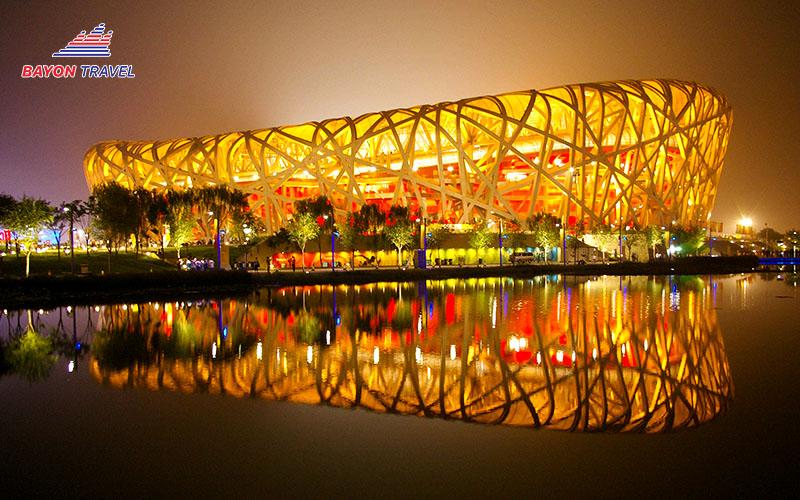 Tour du lịch Bắc Kinh Thủy Trấn Cố Bắc 5N4Đ. Điểm đến đang HOT