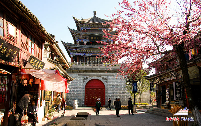 (6N5Đ) Du lịch Lệ Giang - Shangrila - Côn Minh - Thành Đại Lý