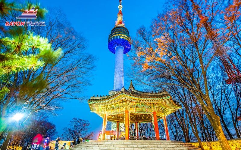 [HÈ 2020] 5N4Đ Tour du lịch Hàn Quốc: Seoul - Ara Waterway - Nami - Everland