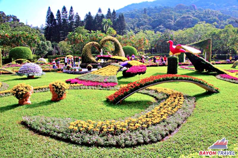 Tour du lịch Đài Loan 5N4Đ Alyshan. Giá tốt nhất. Ưu đãi đăng ký sớm
