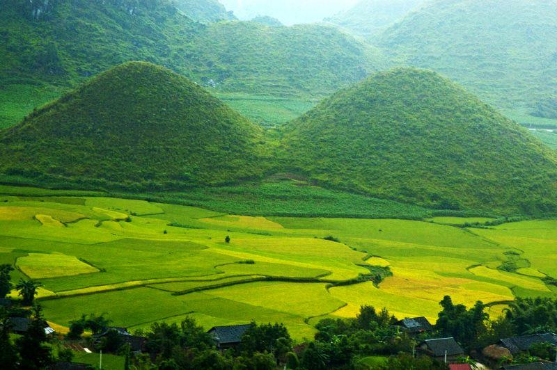 Mùa hoa Đông Bắc Tour du lịch Hà Giang Đồng Văn Cao Bằng 5N4Đ