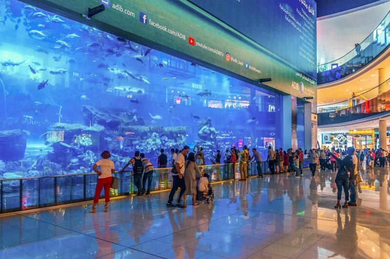 Tour du lịch Dubai 6N5Đ [Dubai - Abu Dhabi - Bánh Phủ Vàng]