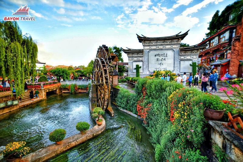 [Tết Tây 2020] 6N5Đ Du lịch Lệ Giang - Shangrila - Côn Minh - Thành Đại Lý