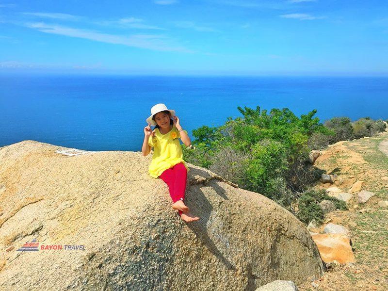 Tour du lịch Ninh Chữ - Mũi Dinh - Bình Hưng - Hang Rái 3N2Đ