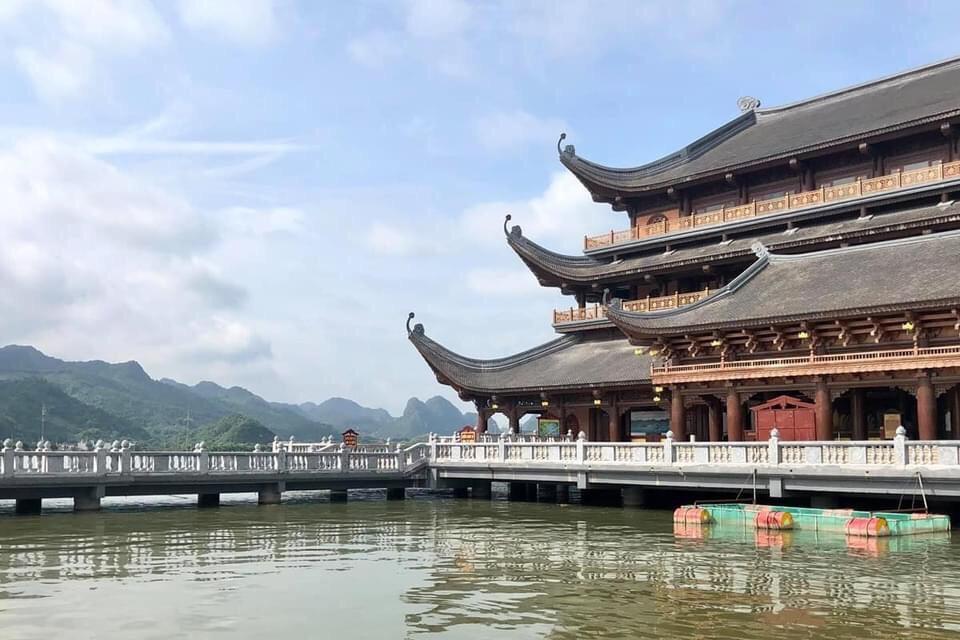 Tour du lịch Thanh Hóa Pù Luông Mộc Châu Tam Chúc Tam Cốc Đền Trần5N4Đ