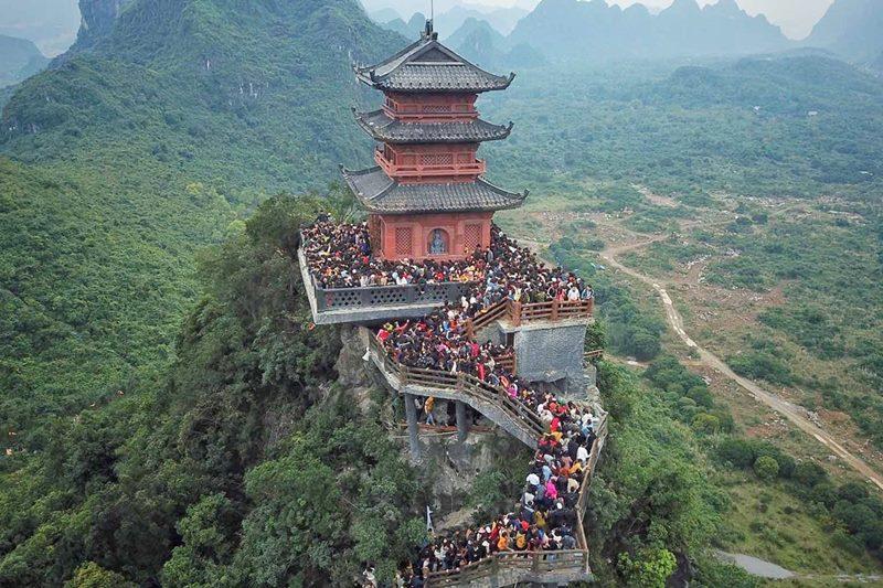 (Mùng 2 Tết) Tour du lịch Sapa Mùa Lễ Hội Tâm Linh Tam Chúc 4N3Đ