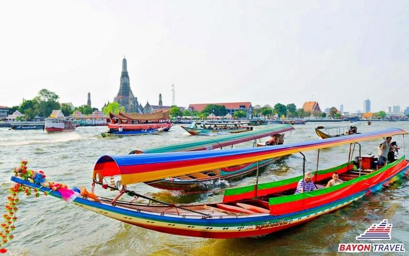 (5N4Đ) Tour du lịch Thái Lan: Bangkok - Pattaya