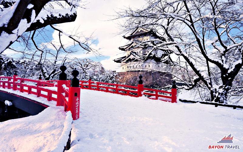 Du lịch Nhật Bản tết Canh Tý 5N4Đ. Nhiều điểm đến. Giá đãi hấp dẫn