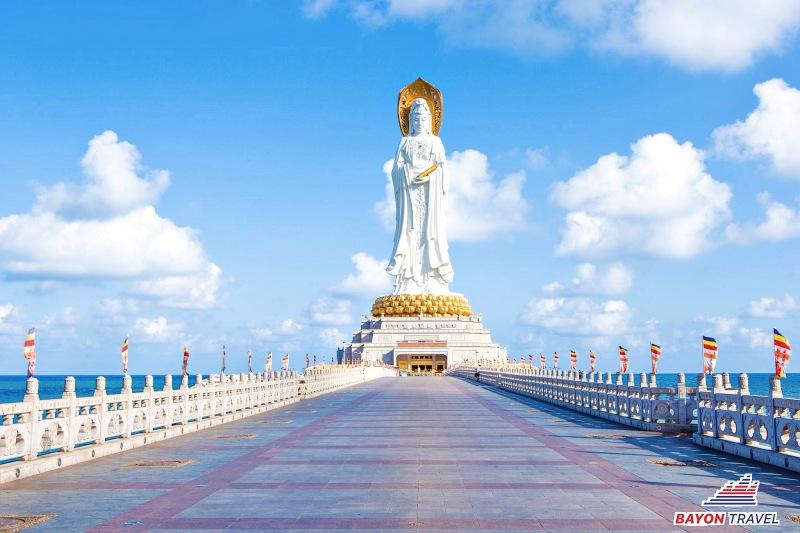Du lịch đảo Hải Nam Tết 2020 [Hải Khẩu - Hưng Long - Tam Á- Văn Xương]