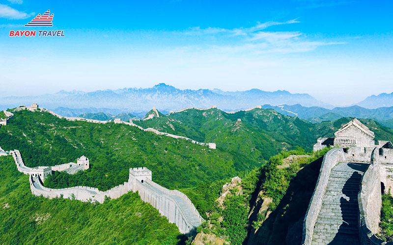 Tour du lịch Bắc Kinh Thượng Hải Hàng Châu Tô Châu7N6Đ