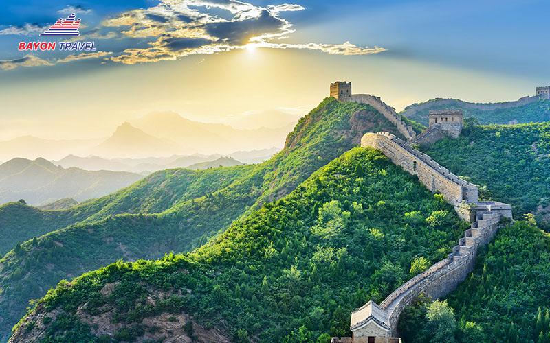 Tour du lịch Bắc Kinh Thượng Hải Hàng Châu Tô Châu 7N6Đ