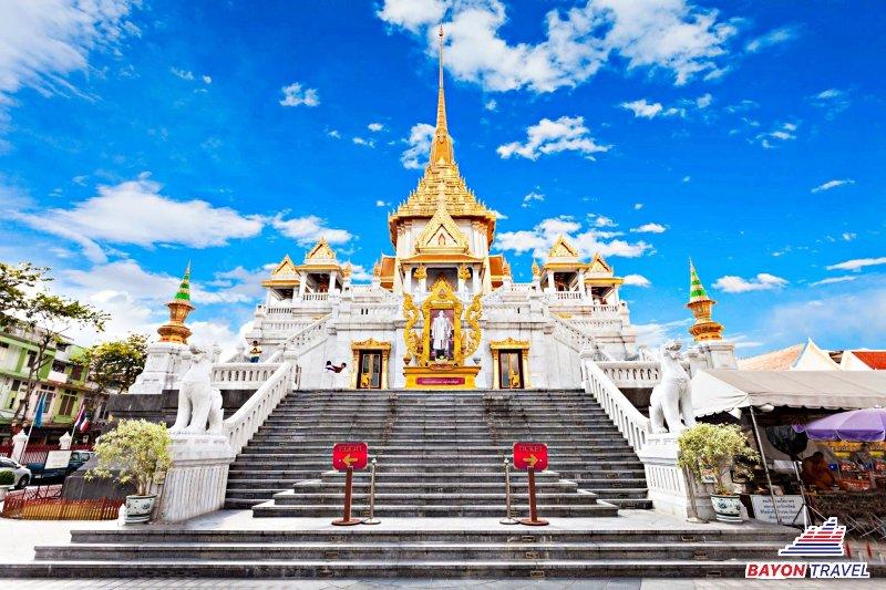Tour du lịch Thái Lan: Bangkok - Pattaya 5N4Đ. Nhiều điểm đến, giá tốt