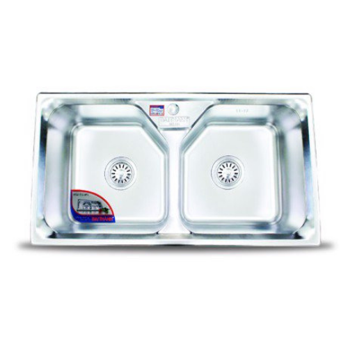 Chậu rửa chén inox Cao cấp DT85 - Đại Thành