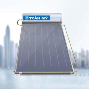 Máy nước nóng mặt trời tấm phẳng Toàn Mỹ 150l
