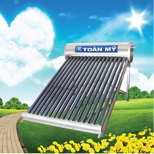 Máy nước nóng năng lượng mặt trời Toàn Mỹ 160l