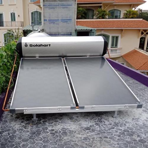 Máy nước nóng tấm phẳng chịu áp Solahart 300l