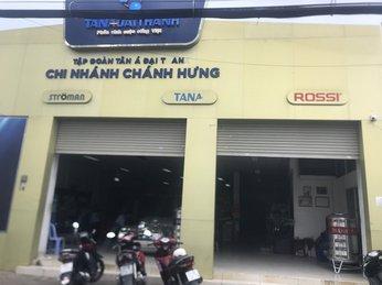 Chi nhánh Tập đoàn Tân Á Đại Thành trên Toàn Quốc