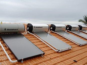 Dự án lắp đặt Máy nước nóng Solahart chính hãng tại Mũi Né, Bình Thuận